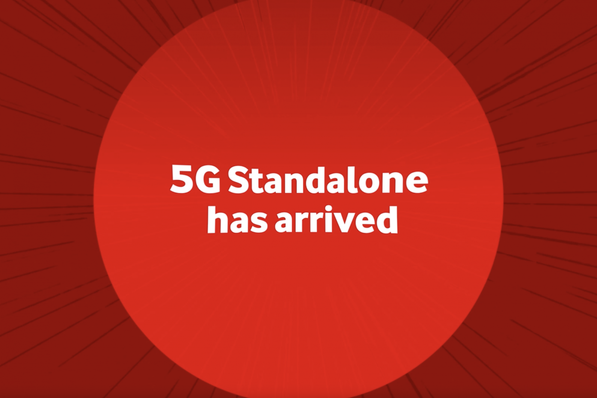 5G Standalone has arrived!