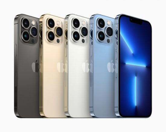 The new iPhone 13 series – now available at Vodafone, the UK's unbeatable network for reliability