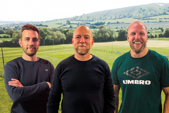 Rugby stars kick off the Lions Legacy Tour, bringing entertainment, investment and education to grassroots rugby clubs.