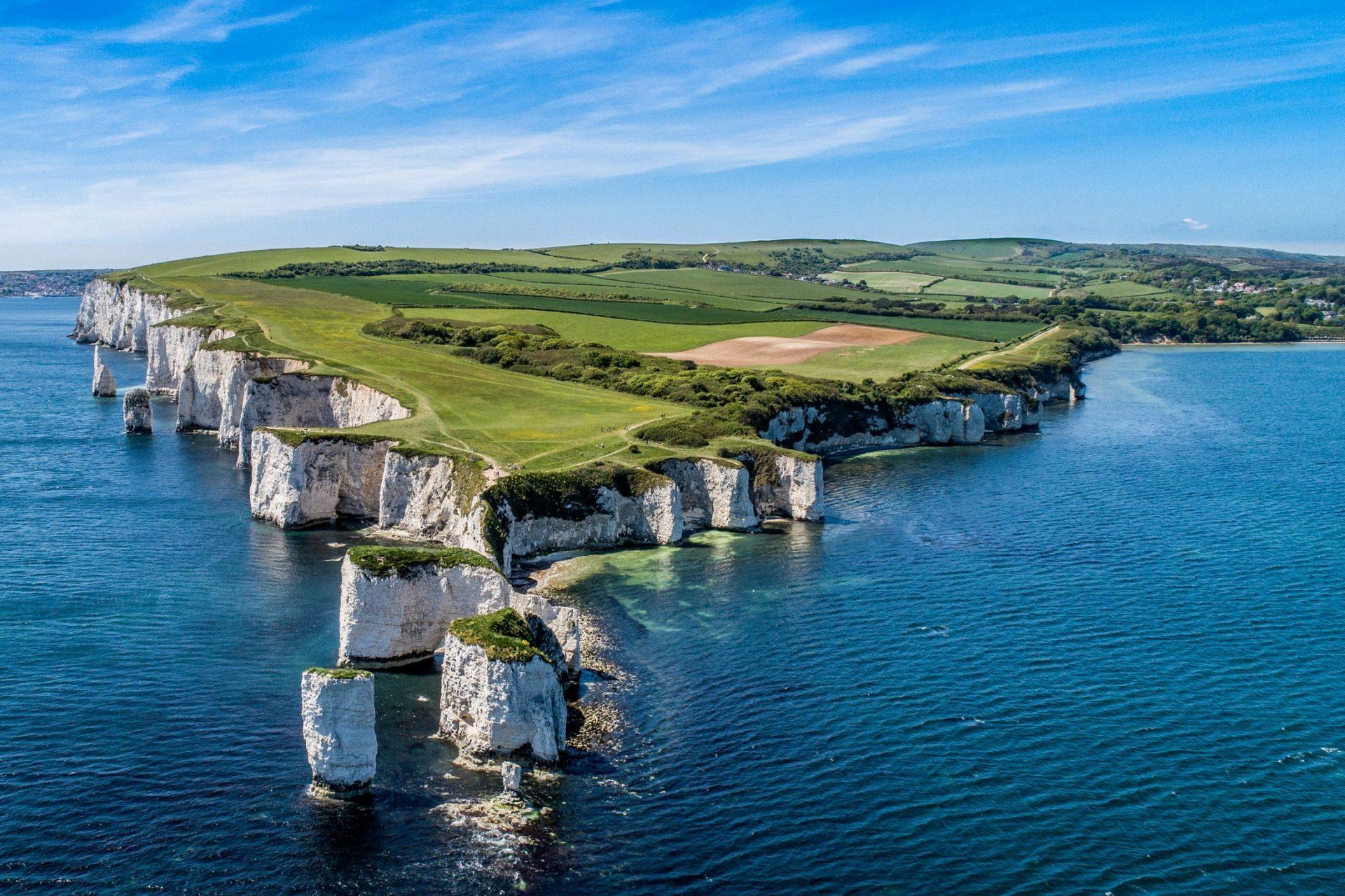Old Harry Rocks, Jurassic Coast, Dorset